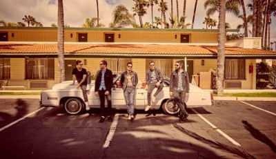 """Watch """"Private School,"""" The New Music Video From Arkells"""
