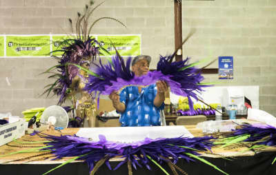 How Mas Camps Help Preserve Caribbean Culture