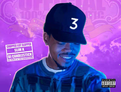 Hear OG Ron C's Chopped Not Slopped Version Of Chance The Rapper's Coloring Book