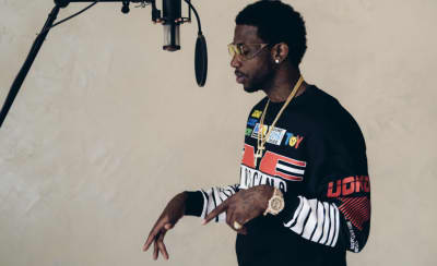 "Gucci Mane Recruits Bryson Tiller For ""Drove U Crazy"""