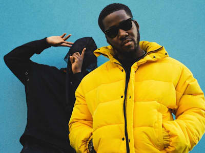 """U.K. Rap Collective 808INK Throw Shapes In Their """"45 With Sam"""" Video"""