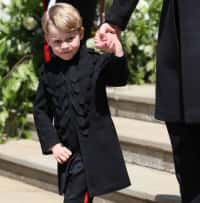 All hail Prince George, the adorable fashion icon of the Royal wedding