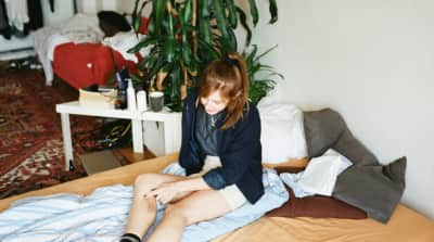 """Creep Through Berlin With Carla Dal Forno In Her """"What You Gonna Do Now?"""" Video"""