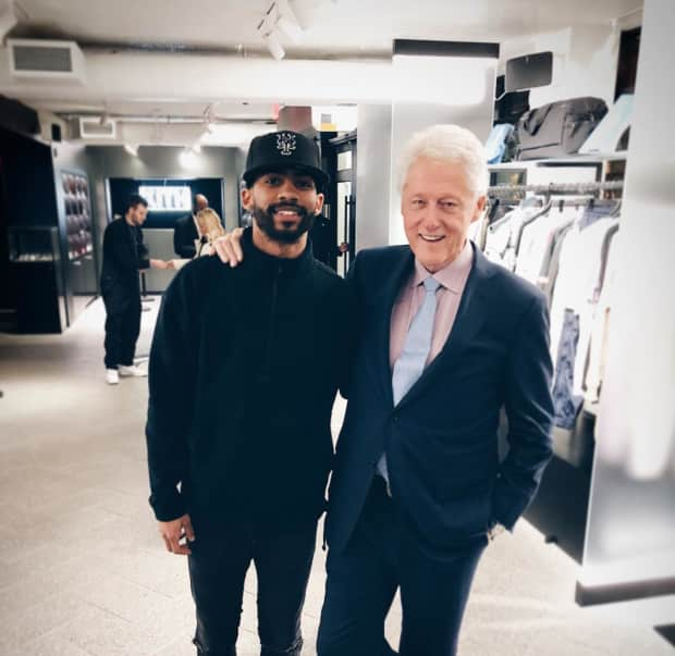 Why was Bill Clinton at KITH: An investigation