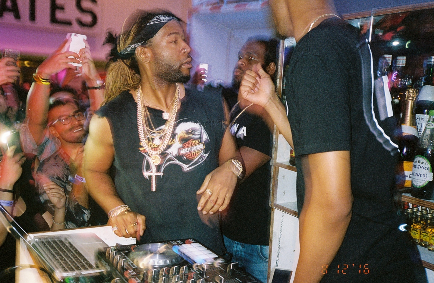PARTYNEXTDOOR Thanked His Fans At The Brooklyn Museum On Friday Night