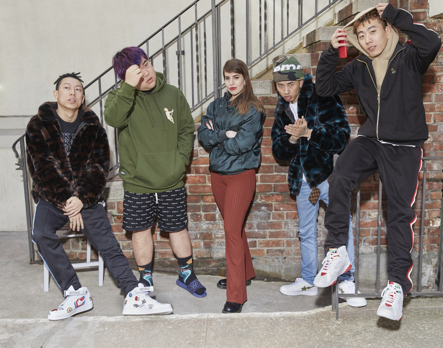 Meet Lana Larkin, the woman behind Higher Brothers's global crossover