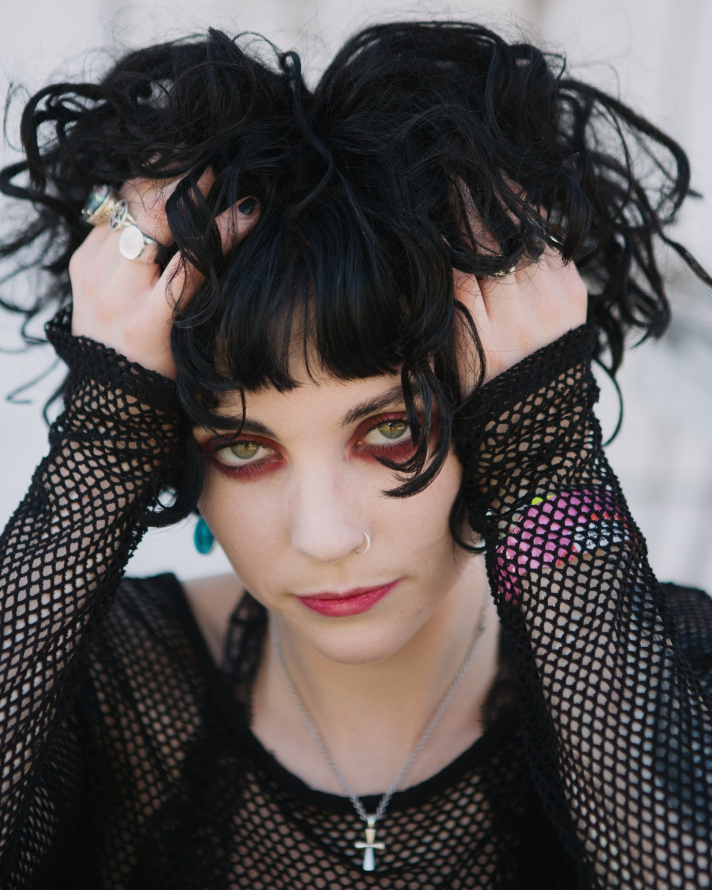 How to stay goth in the summer