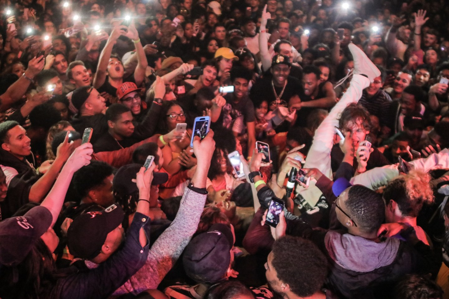 What It's Like To Be On Tour With 21 Savage And Young Thug