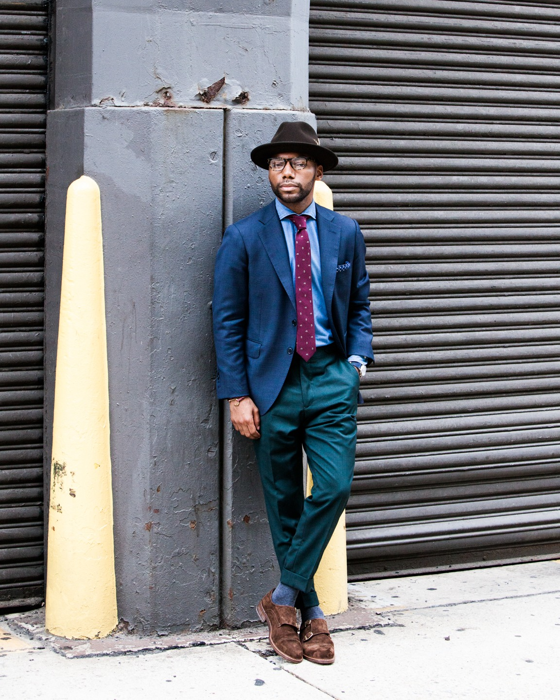 The 27 Strongest Street Style Looks From Men's Fashion Week