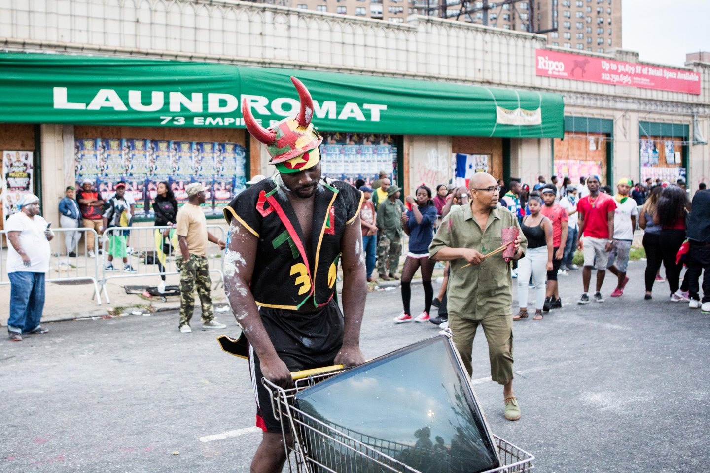 19 Photos That Capture The Joy Of The West Indian Day Parade