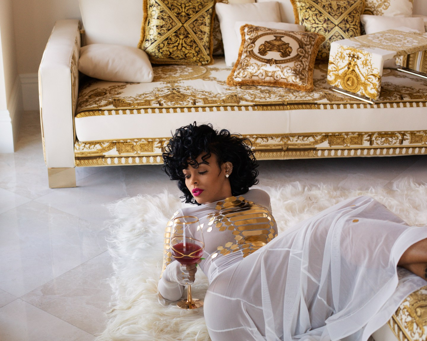 How Keyshia Ka'oir Met Gucci Mane, Stuck By His Side, And Became America's Sweetheart