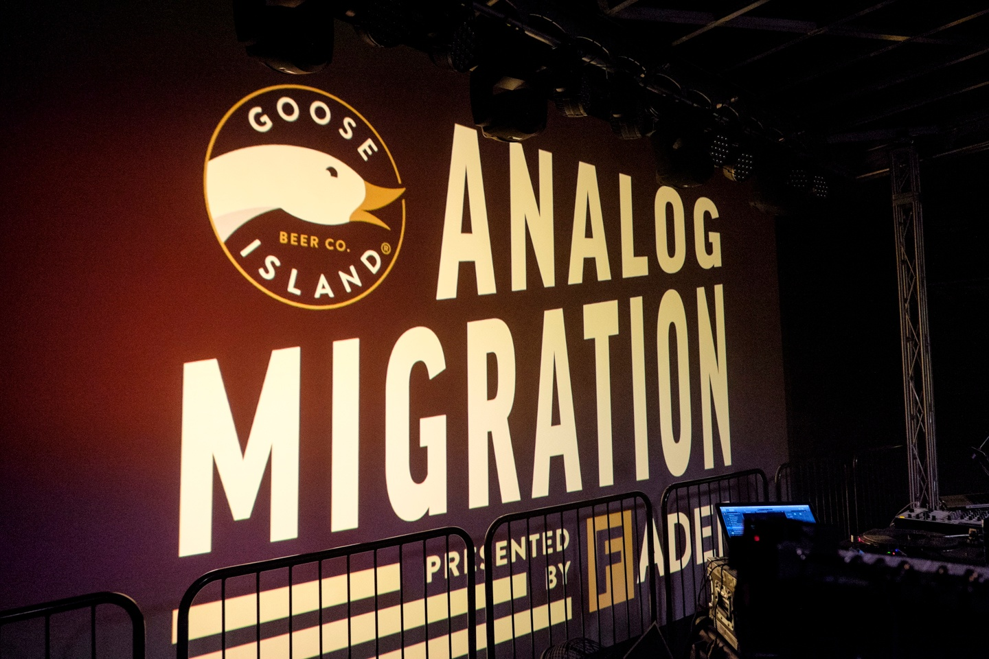 See Photos From The FADER And Goose Island's Analog Migration Party In Portland