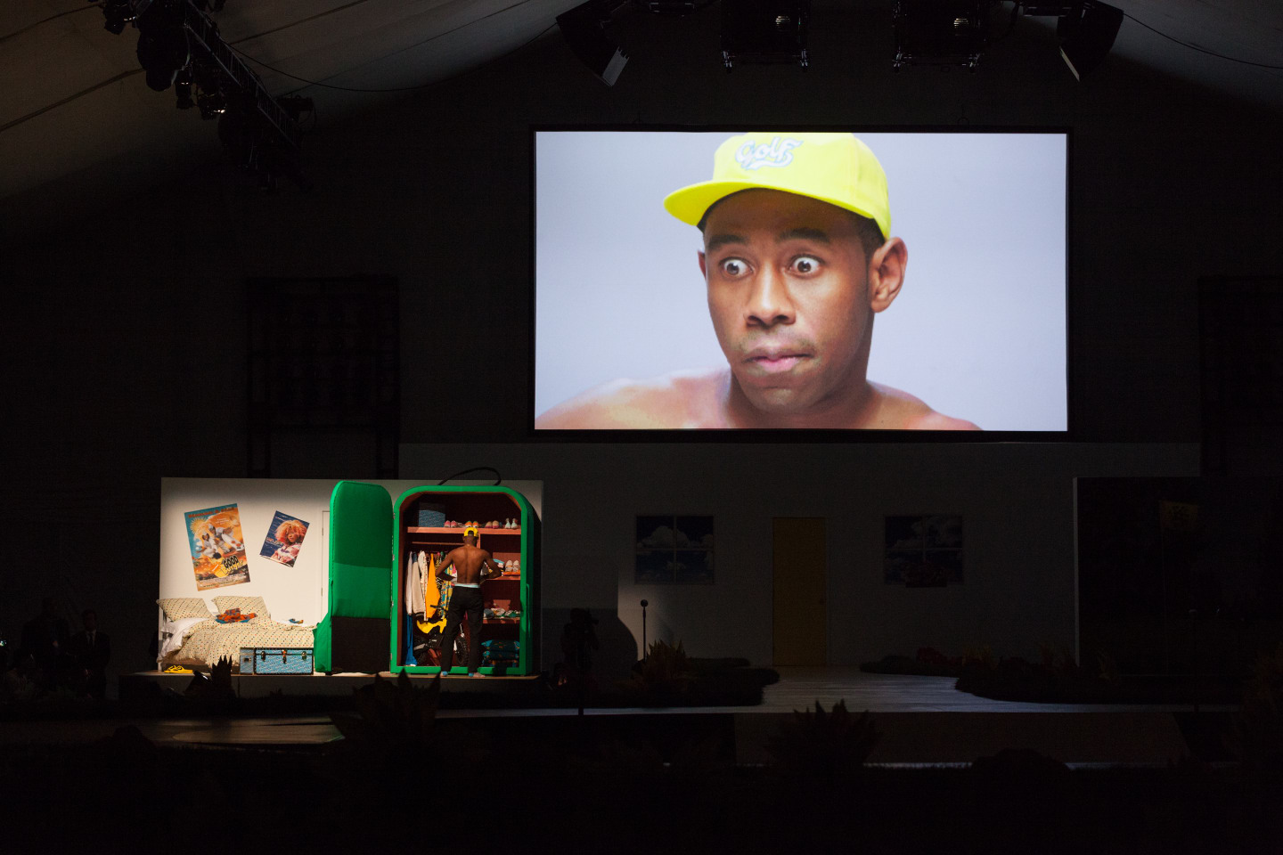 Tyler, The Creator Breaks Down How His First Ever Runway Show Came Together