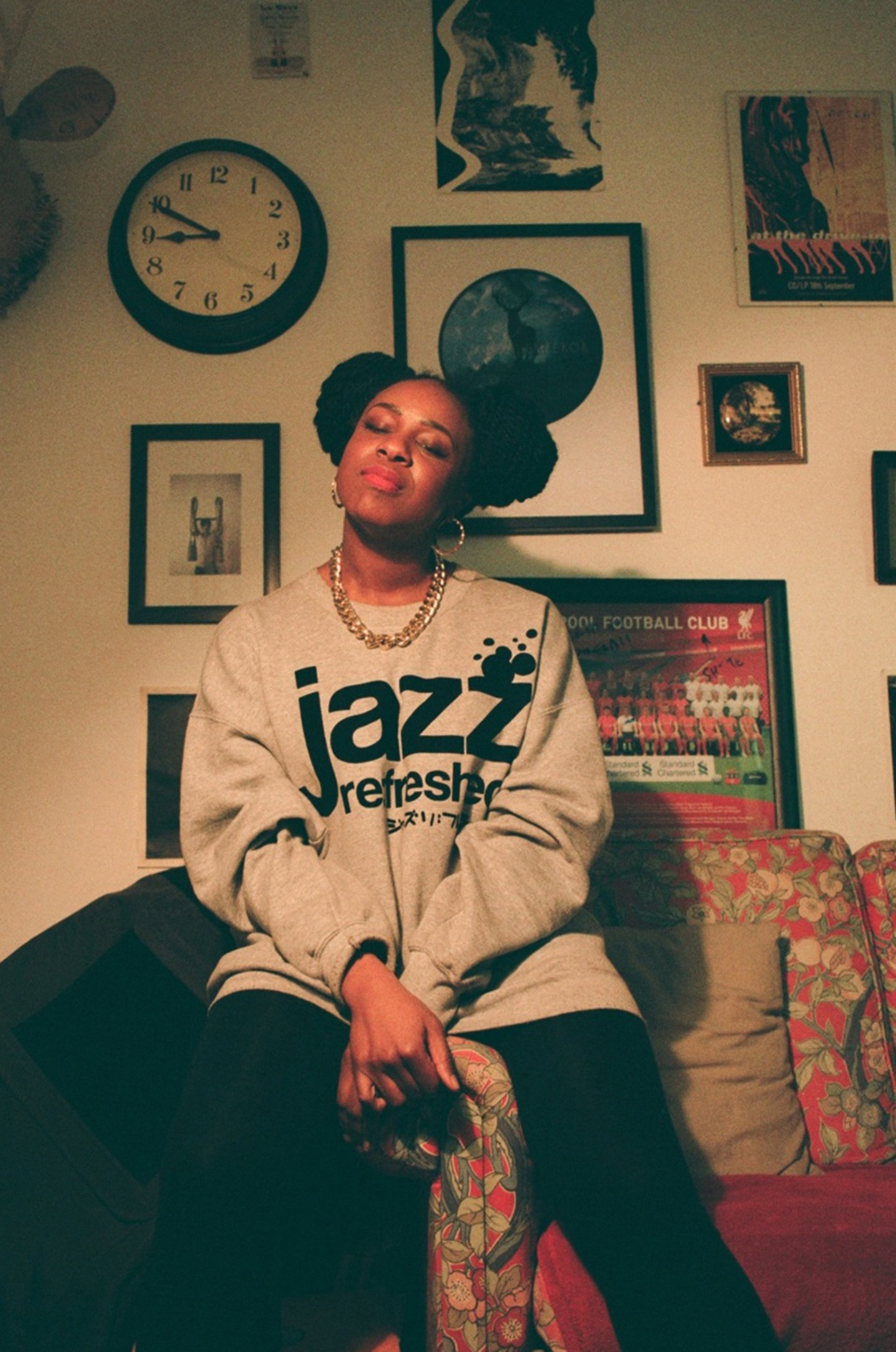 Meet NAO, The Avant-Soul Artist Who's All About Good Vibes