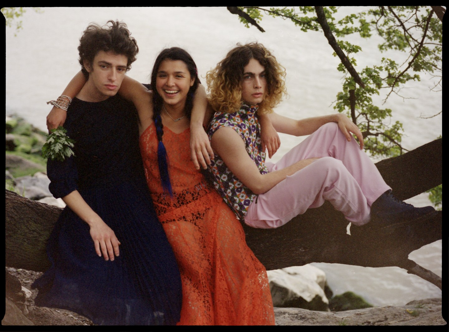 "Celebrate ""Anti-Prom"" With A Breezy Fashion Shoot From Brujas And Gypsy Sport"