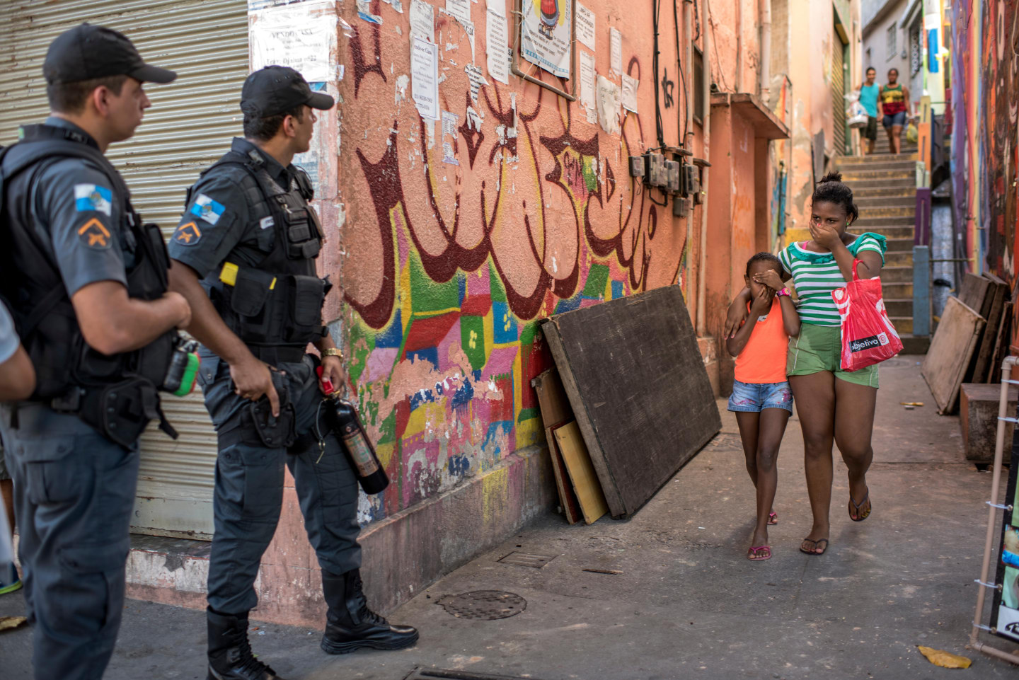 These Poignant Photographs Document Real Life In Rio De Janeiro