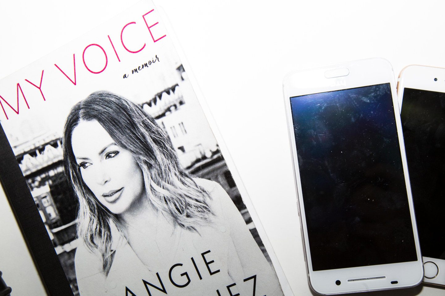 The Things I Carry: Angie Martinez