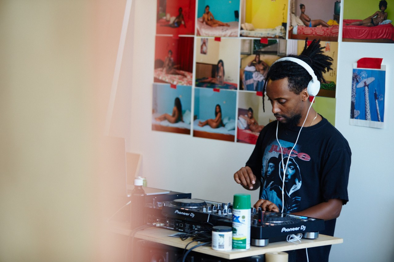 How Artist Awol Erizku Found Inspiration In His Favorite Songs