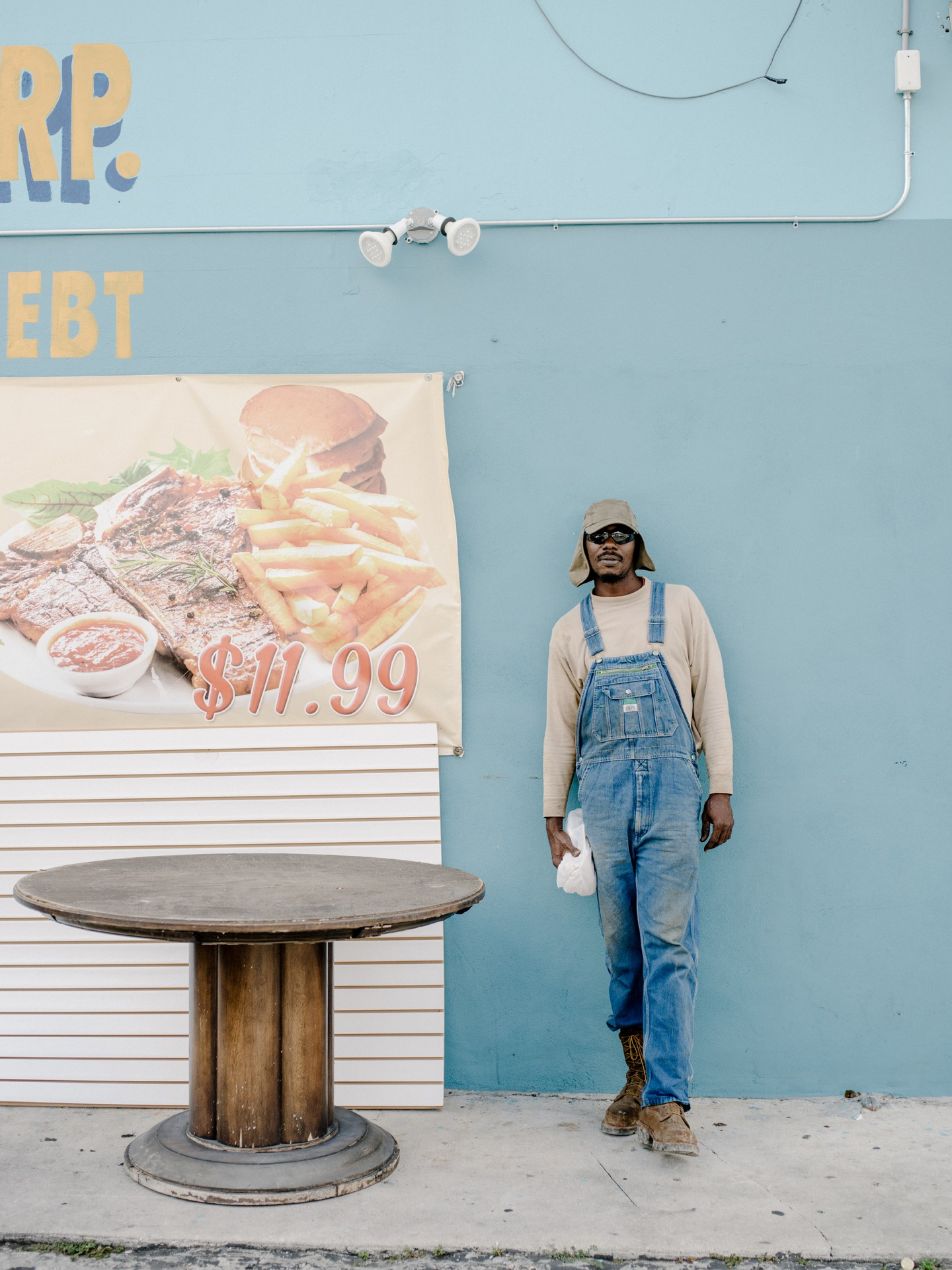For Miami Locals, Art And Reality Don't Always Mix