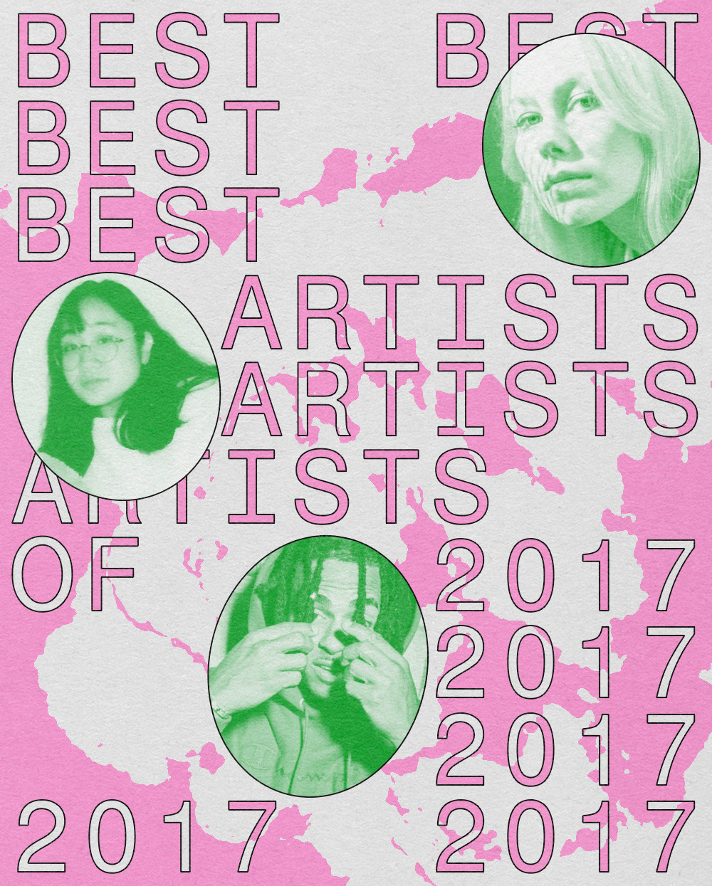 The 15 best new artists of 2017