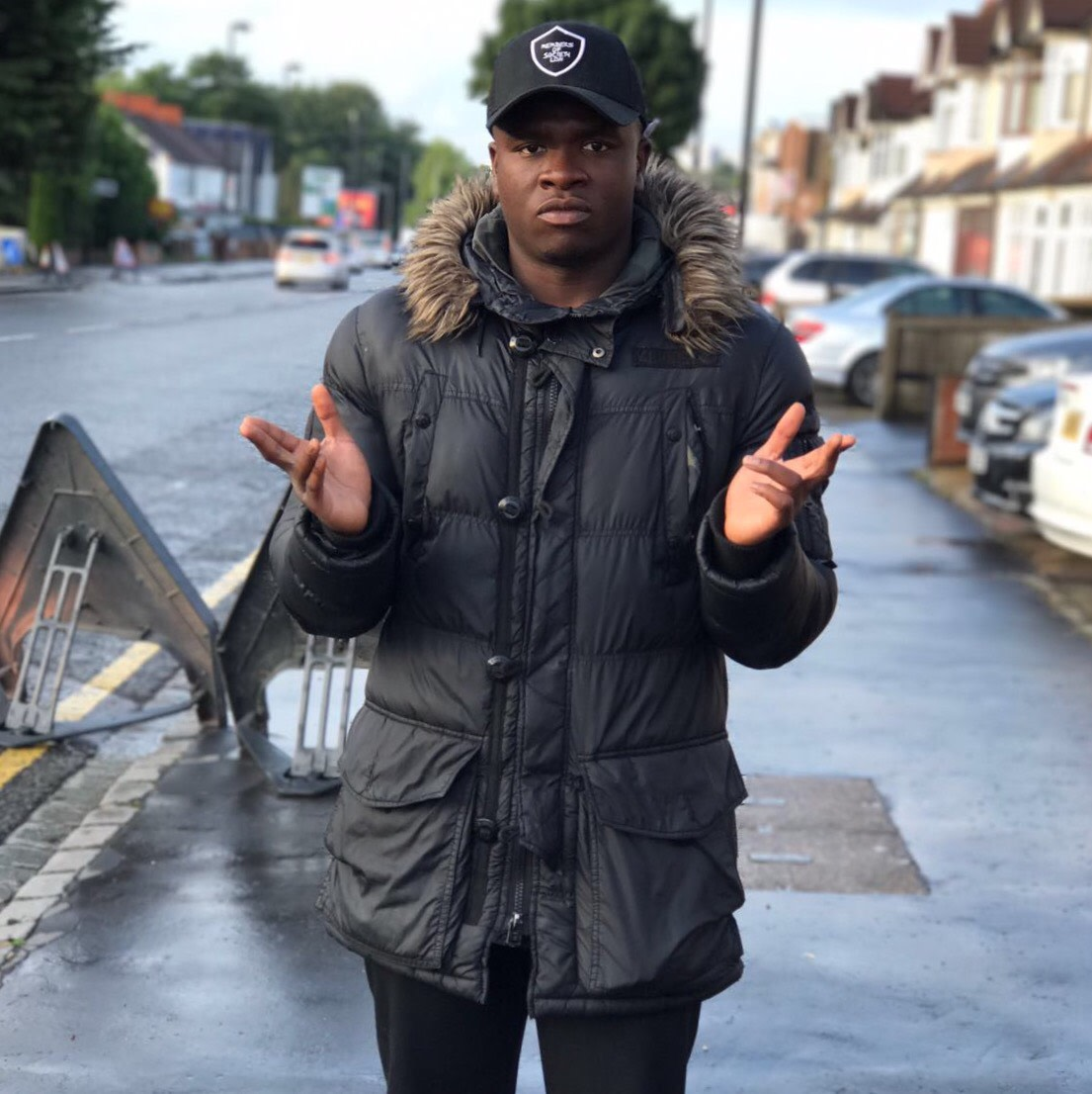 """How the world fell in love with Michael Dapaah's absurd """"The Ting Goes"""" freestyle"""