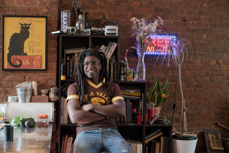New York Photographer Brad Ogbonna Keeps It Raw