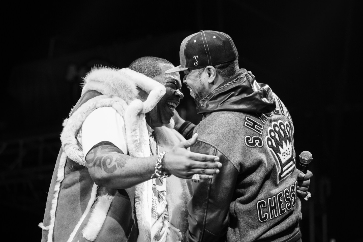 Busta Rhymes And Friends Celebrate At Hot For The Holidays
