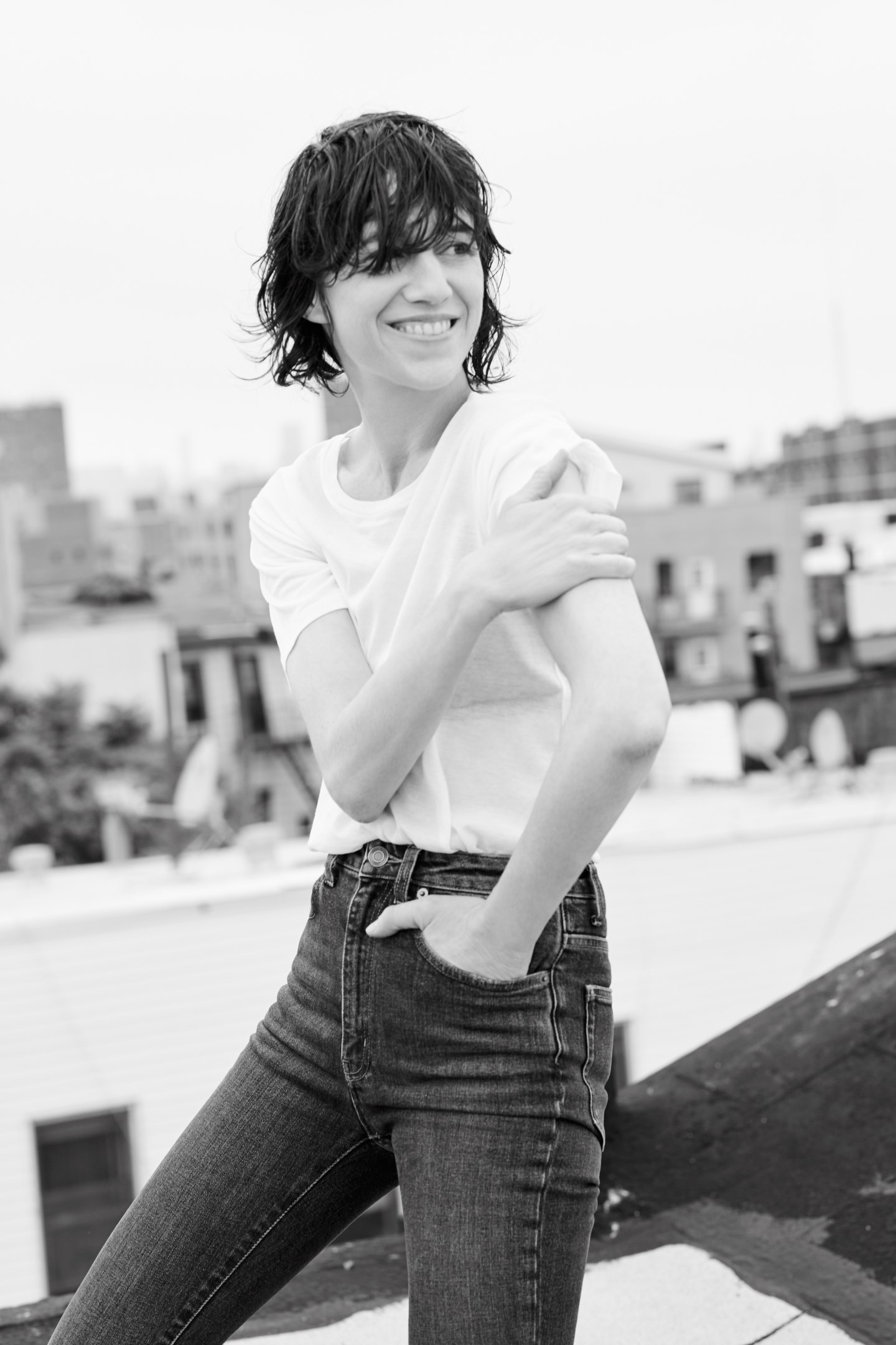 Charlotte Gainsbourg on love, dreams, and Christmas turkey