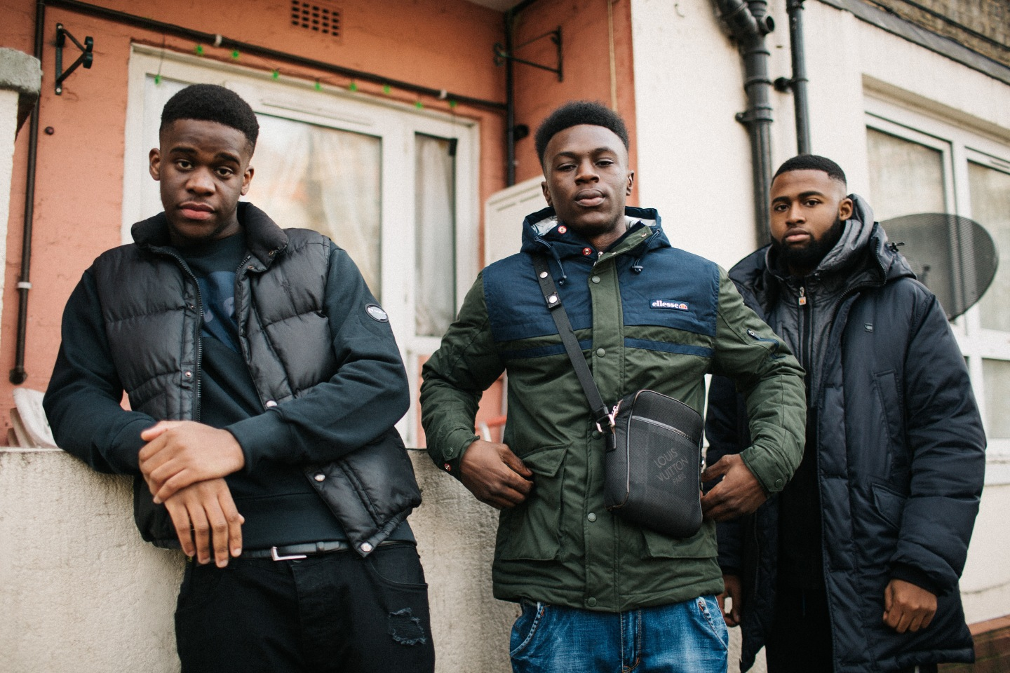 Belly Squad Are The U.K. Afrobeats Trailblazers Who Blew Up From A Vine