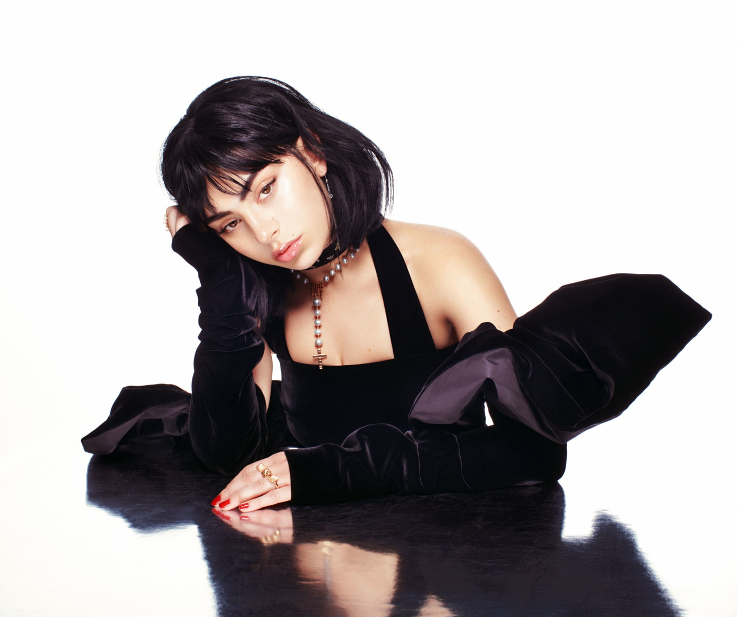 Charli XCX and A. G. Cook explain the secrets of her ambitious new mixtape