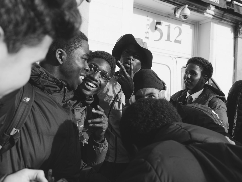 J Hus Is The Sound Of Diaspora's Boomerang