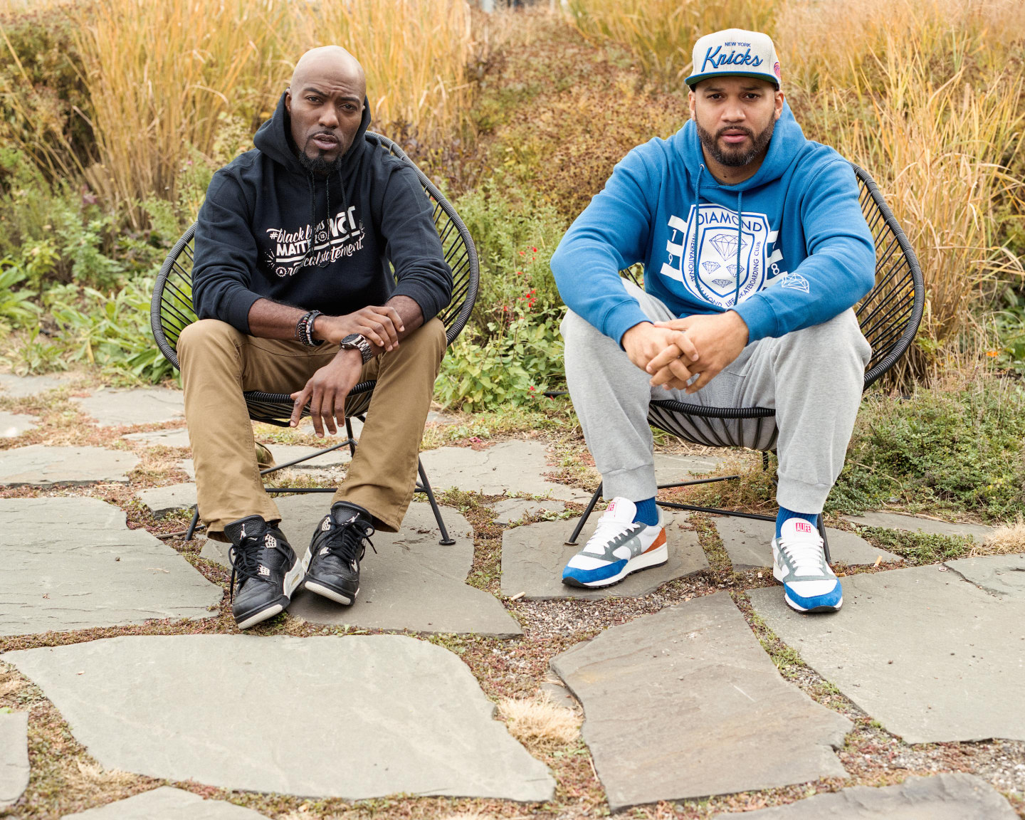Desus And Mero Won Twitter. Now Their Bronx-Raised Genius Is Taking Over TV.