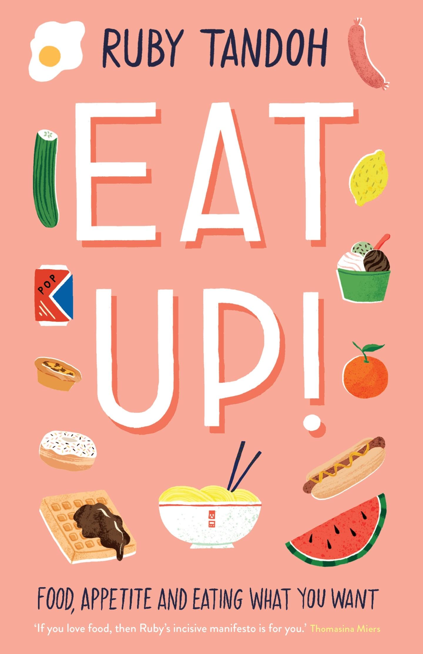 Ruby Tandoh's shame-free food manifesto is a revelation