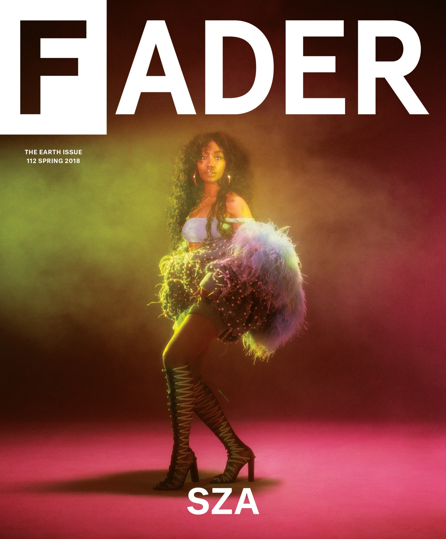 Cover Story: SZA