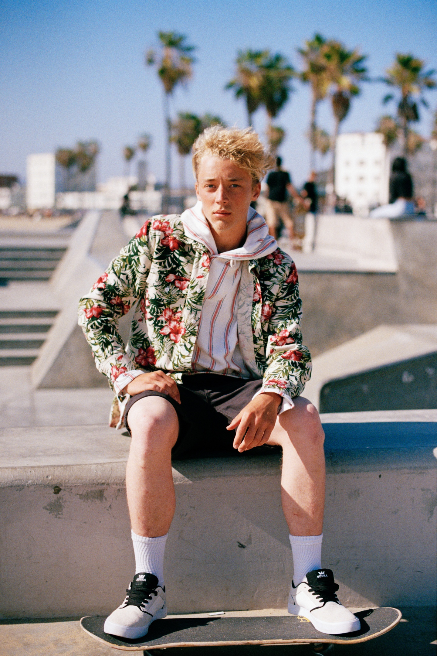 Real Skaters Wearing This Summers Most Excellent Clothes
