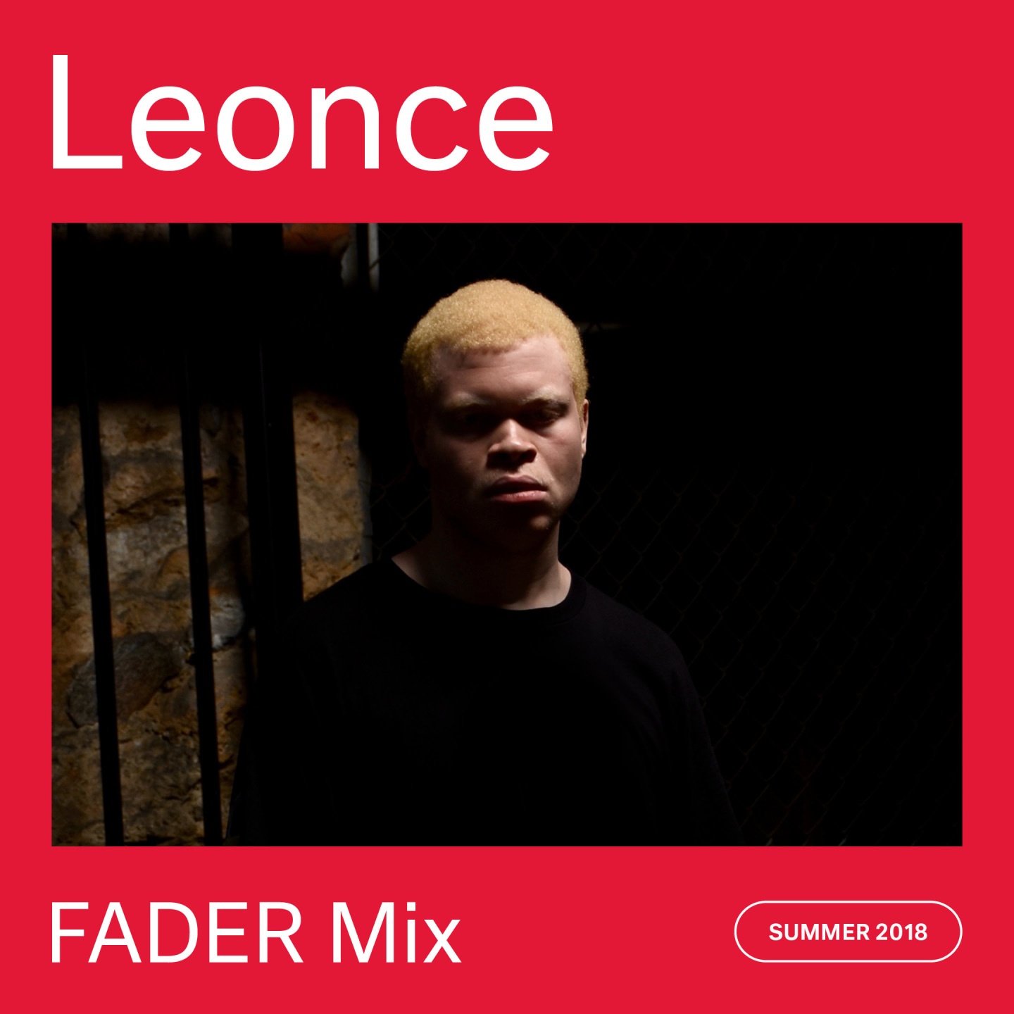 Listen to a new FADER Mix by Leonce