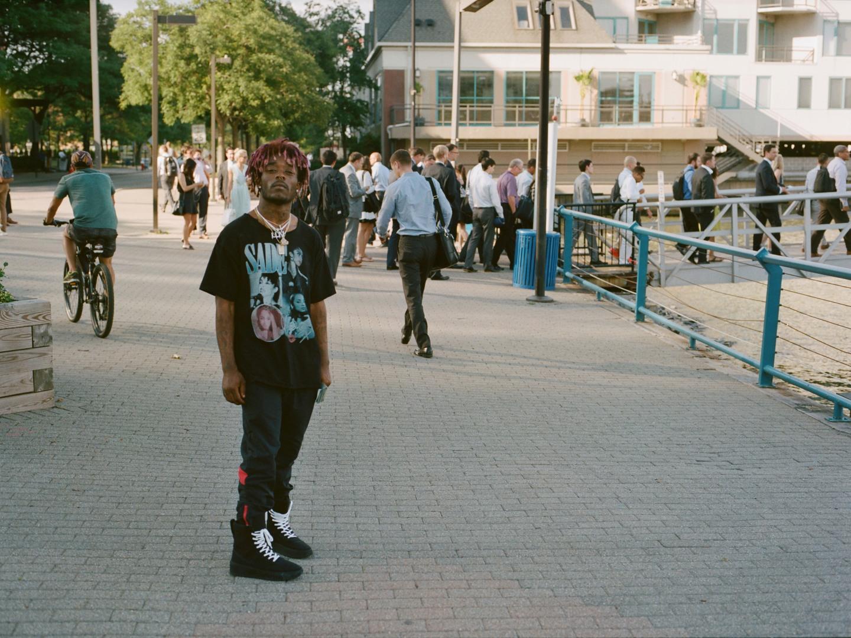 Meet Lil Uzi Vert, The First Rockstar Of Post-Obama Rap