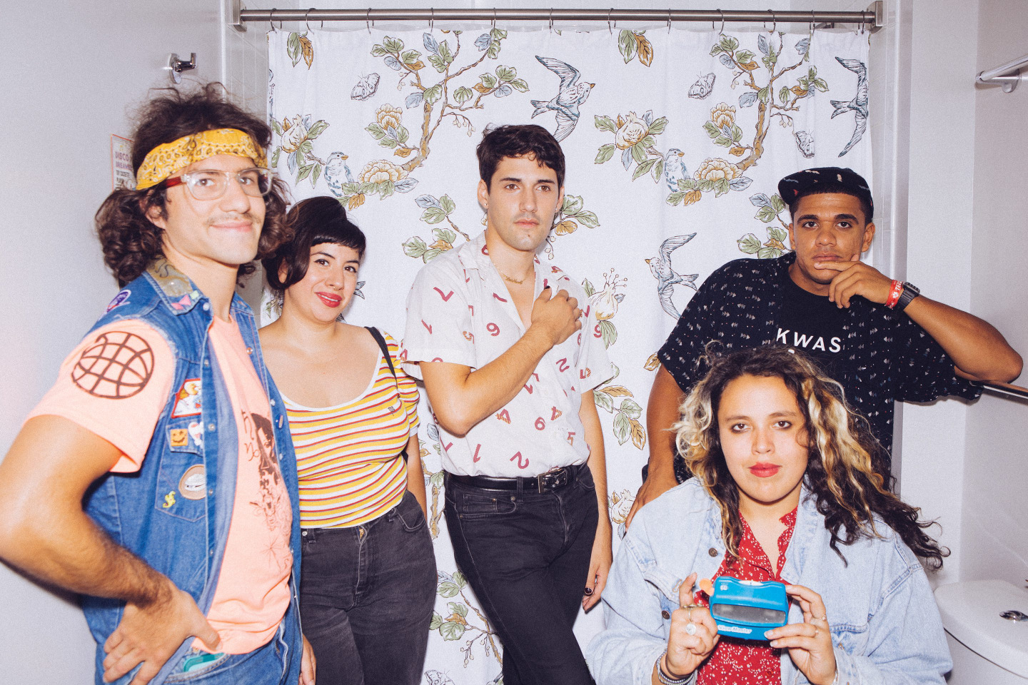 Meet Downtown Boys, Bilingual Punks Who Are Never Not Real
