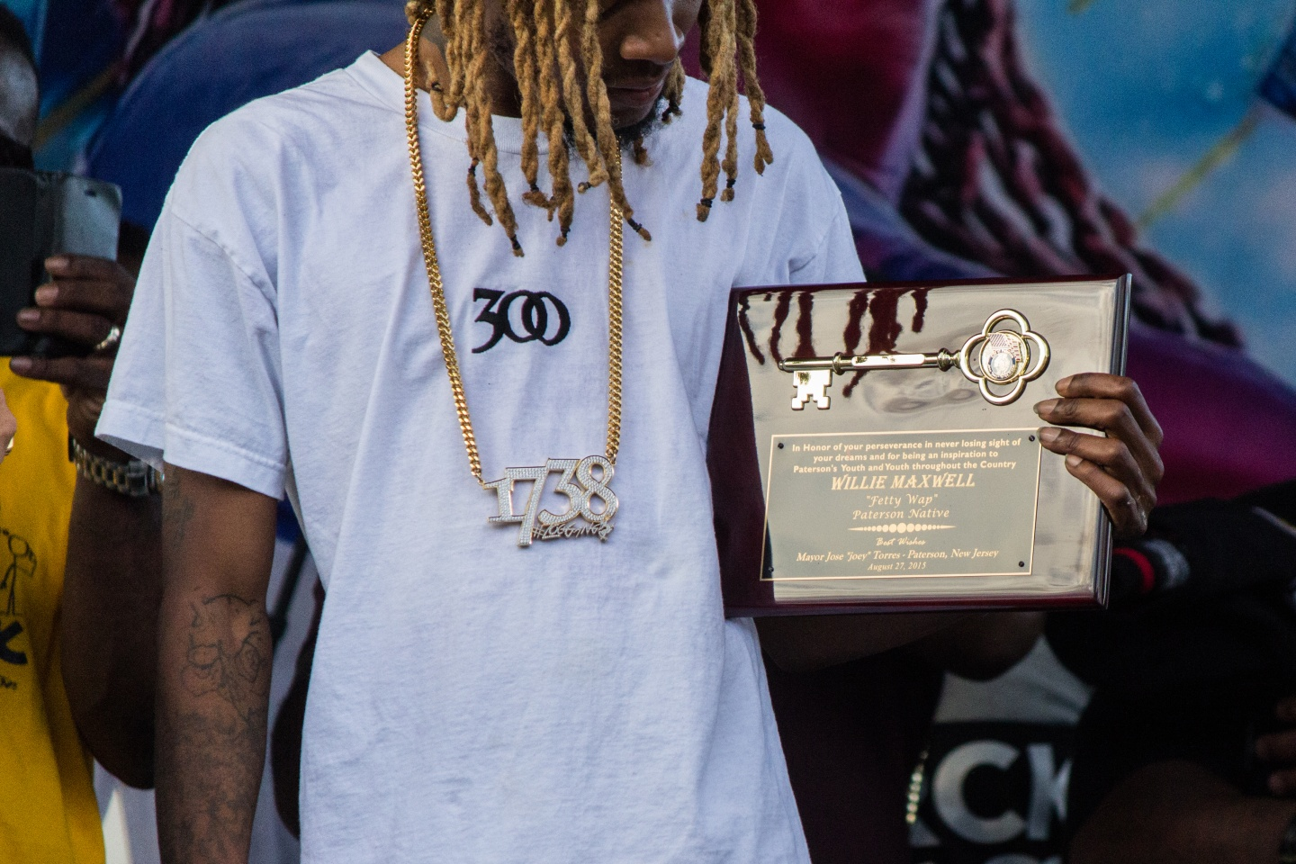 Fetty Wap Caps Off The Summer Of His Life With Joyous Hometown Show