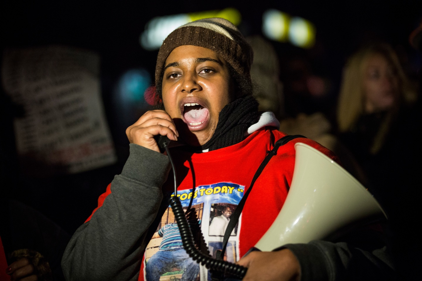 Erica Garner Responds To The Shakeup In The D.O.J. Investigation Of Her Father's Death