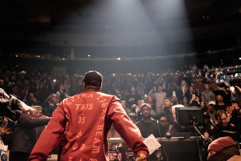 Kanye West Has Faith Again