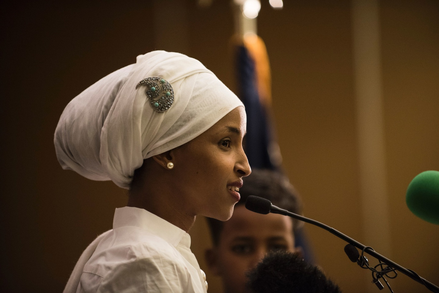 How Ilhan Omar Became The First Somali-American Muslim To Win Public Office