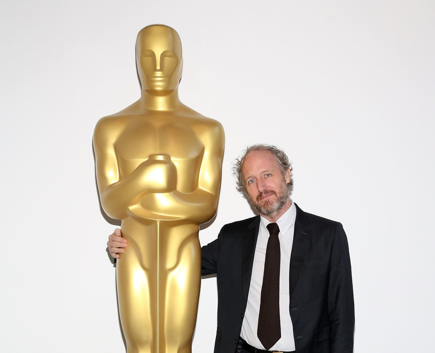 How Getting Drunk With Rock Stars Led Mike Mills, Eventually, To The Oscars