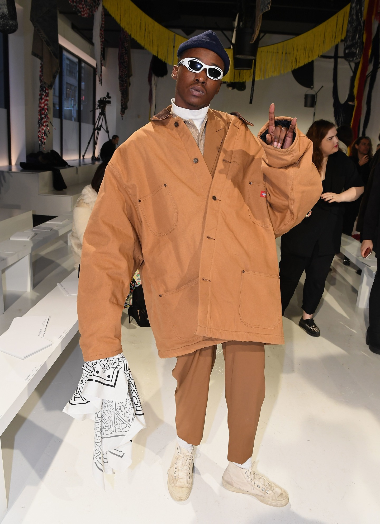 Jessie Jamz Is The Stylist Bringing Ashton Sanders's Stellar Looks To Life