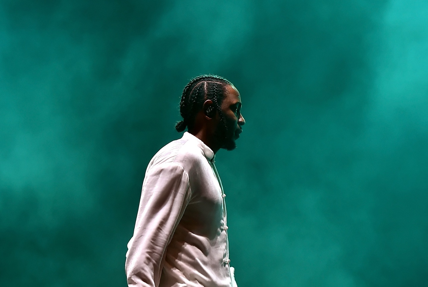 On <i>DAMN</i>., Kendrick Lamar Is Both Pious And Imperfect