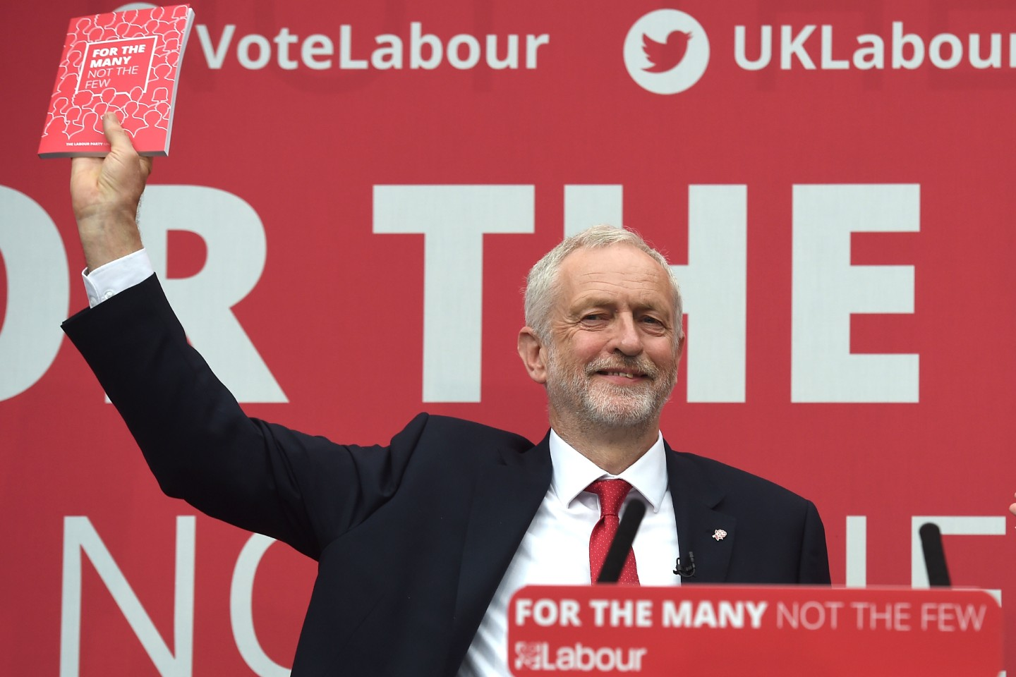 Why The Labour Manifesto Leak Was Actually Good For Labour