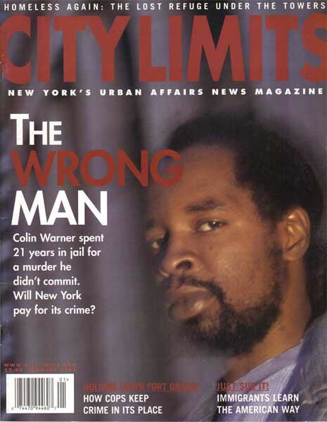 Colin Warner spent 21 years in prison for a wrongful conviction. His friend studied the law to help get him out.