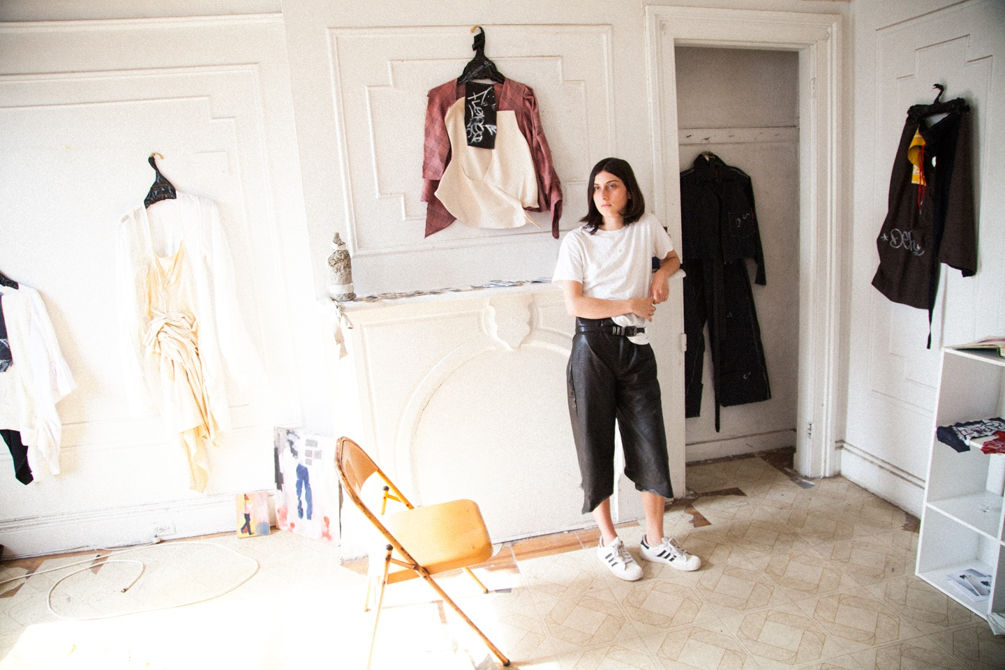 Meet The Designer Who Went From Ringing Up Rihanna At An L.A. Boutique To Dressing Her For <i>SNL</i>