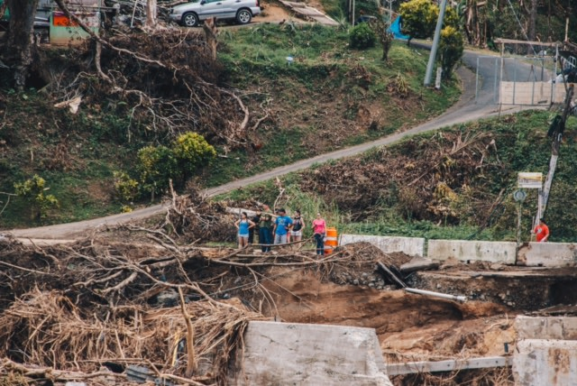 These photos show just how much Puerto Rico still needs our help
