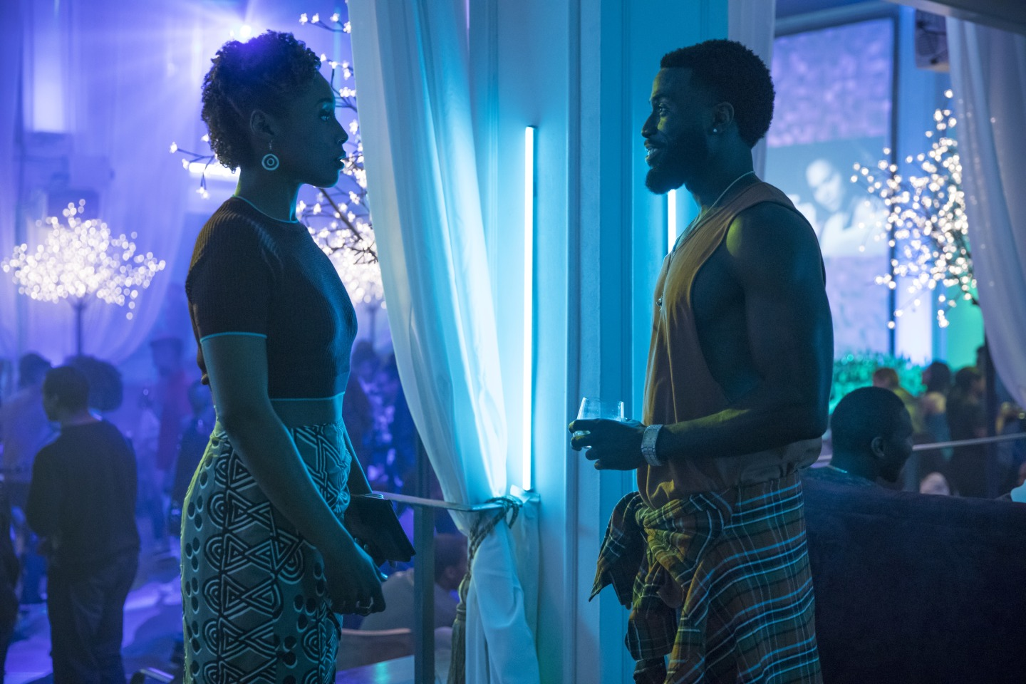 <i>Insecure</i>'s Y'lan Noel Makes It Easy To Be #DanielHive